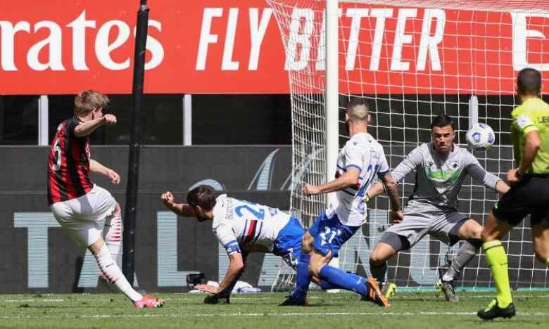Addio sogni di gloria: Milan-Sampdoria 1-1, il Pagellone
