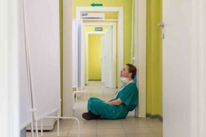 Adesso abbiamo anche pazienti di 40 anni in terapia intensiva
