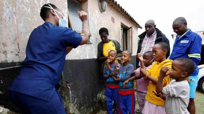 Africa, il silenzio assordante sulla pandemia