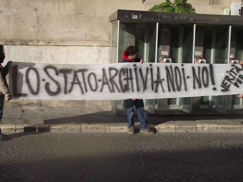 Aldo Bianzino 13 anni fa l'assurda morte in carcere (2)