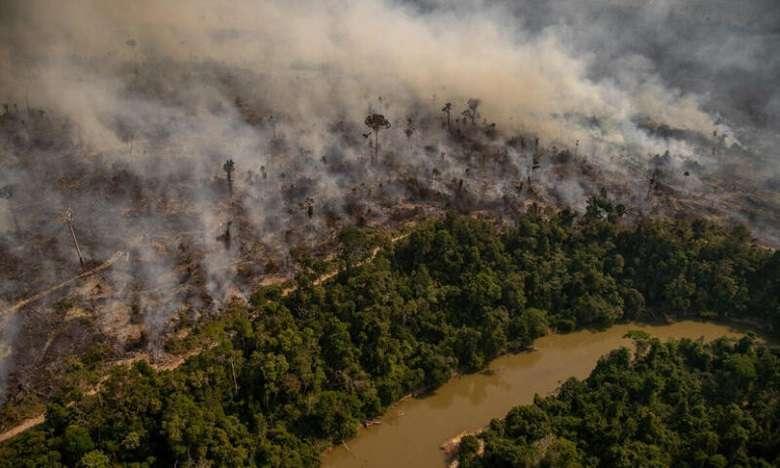 Amazzonia in fiamme, Bolsonaro nega ma siamo a un punto critico.