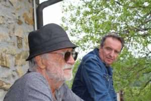 Marcello Baraghini e Luigi Bonanni