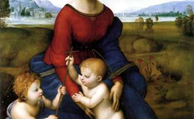 Raffaello, Madonna del prato