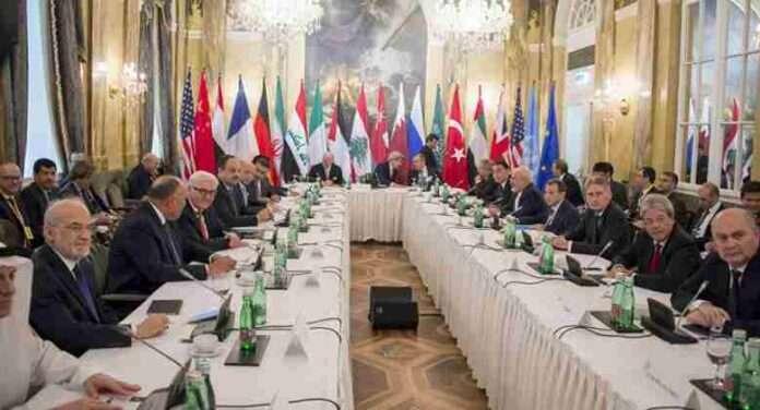 Biden diserta Astana-15, la conferenza di pace per la Siria