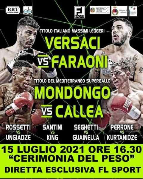 Boxe, la notte magica di Mattia Faraoni: nuovo campione italiano e sposo