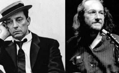 Buster Keaton e Claudio Lolli
