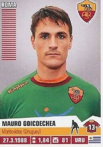Calciatori improponibili Mauro Daniel Goicoechea (4)
