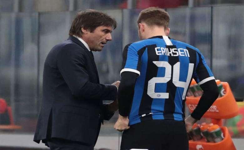 C'è un caso Eriksen all'Inter No, c'è un caso Conte