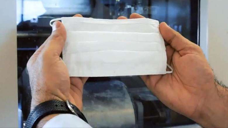 Covid, arriva la mascherina biodegradabile e antivirale è un brevetto italiano2