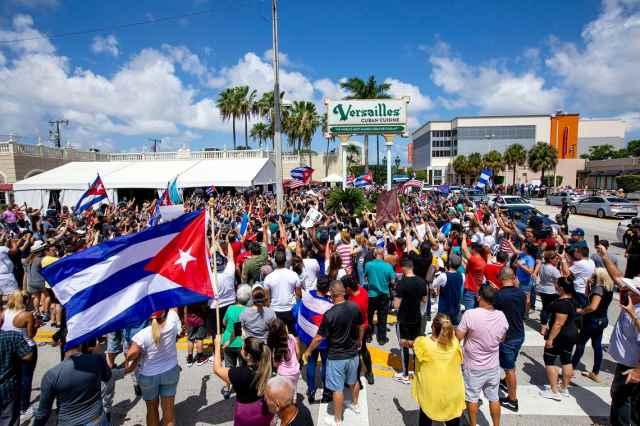 Dalla Colombia ad Haiti scorre il sangue ma per il mondo il problema è Cuba