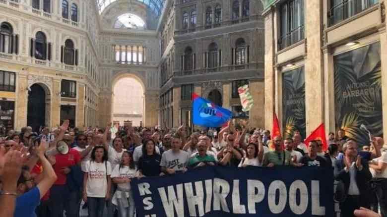 Dalla Whirlpool alla GKN, cronaca di una macelleria sociale annunciata