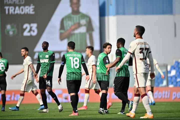 Difese da brivido: Sassuolo-Roma 2-2, il Pagellone