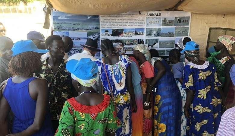 Doreen Malambo premiata dall'ONU per il suo impegno contro i crimini sessuali