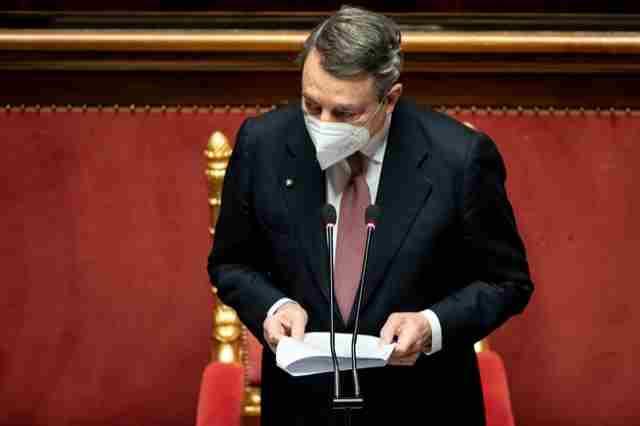 Minacce a Mario Draghi: