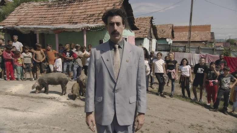 È tornato Borat! E riesce ad affascinare e deludere contemporaneamente (2)