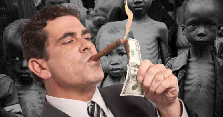 Effetto Covid ricchi e poveri mai così distanti