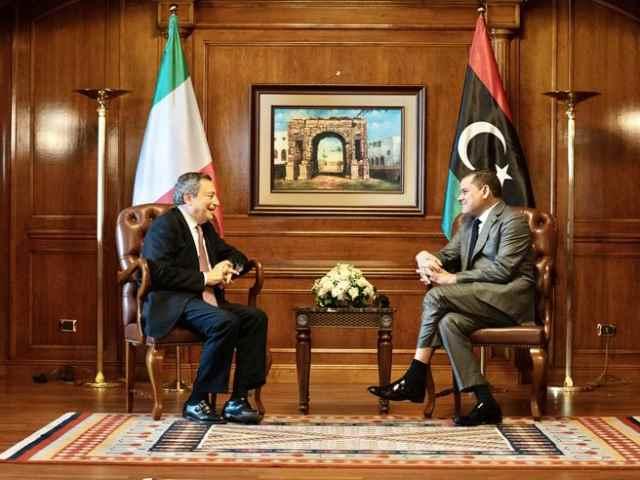 Emergency sulla visita di Draghi in Libia: 'nulla di cui essere soddisfatti'