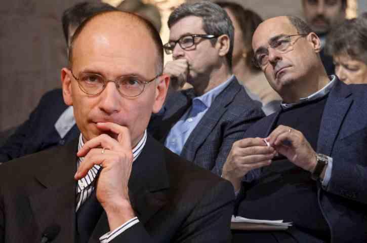 Enrico Letta nuovo segretario PD ma non dovevamo vederci più