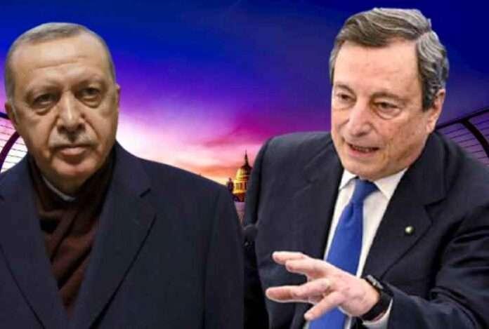 Erdogan e Draghi, nemici amici: quando i dittatori fanno comodo