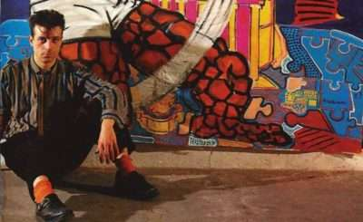 Esteban Villalta Marzi, supereroe della New Pop Art - videointervista
