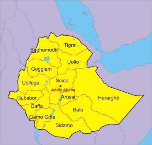 Etiopia, la guerra civile del Tigrai arriva fino in Eritrea.3