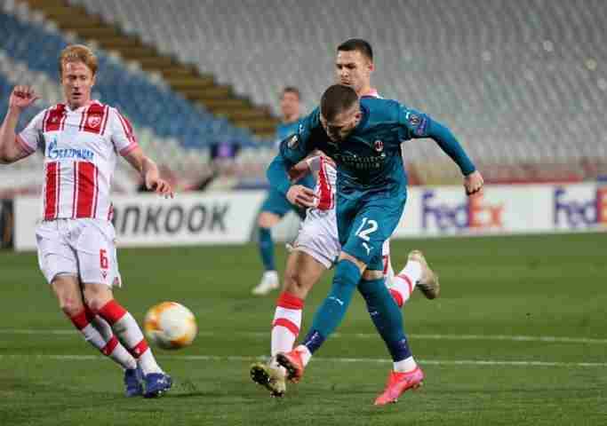 Europa League, Stella Rossa-Milan 2-2, il Pagellone di Lobanovsky