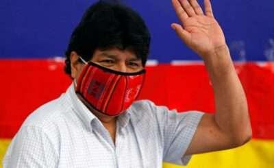Evo Morales commenta il trionfo. Intanto la Bolivia non esiste per Italia e UE