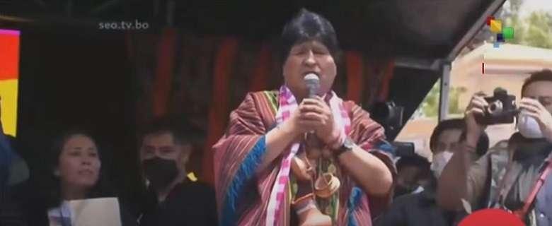 Evo Morales torna in Bolivia è iniziata la Grande Carovana Popolare
