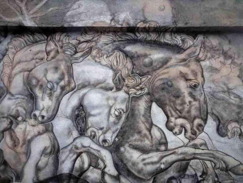 Carlos Atoche: quando l'arte classica diventa street art