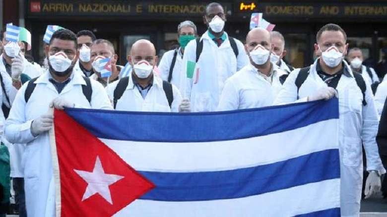Finalmente una candidatura che parla di pace Nobel ai medici cubani