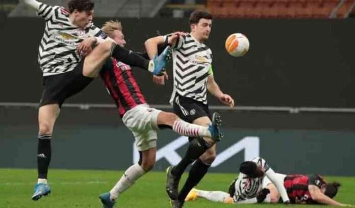 Fine corsa a San siro: Milan-Manchester Utd 0-1, il Pagellone
