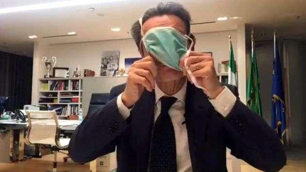 Fontana cambia tutti tranne se stesso e Salvini cade dalle nuvole