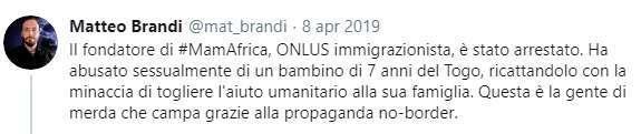 Grandi titoli per l'arresto, silenzio per l'assoluzione Enzo Liguoro è innocente2