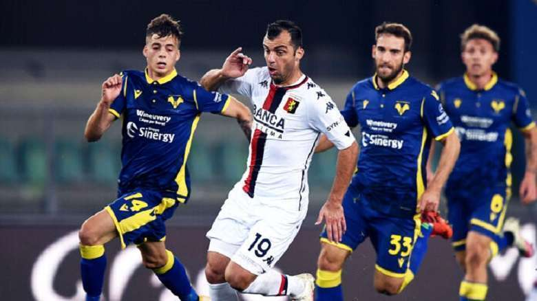 Hellas Verona-Genoa, il Pagellone del colonnello Lobanovsky (3)