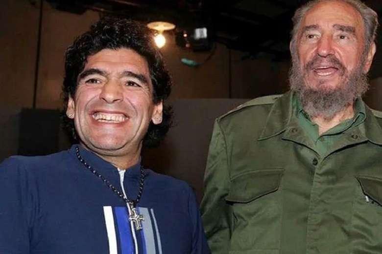 I sessant'anni di Maradona, venti per la questura2