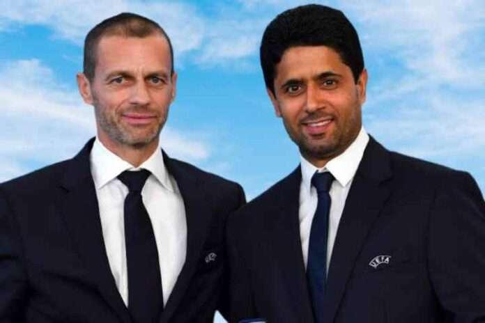 Il calcio del 'popolo' del PSG con l'aiuto del Qatar e di Ceferin