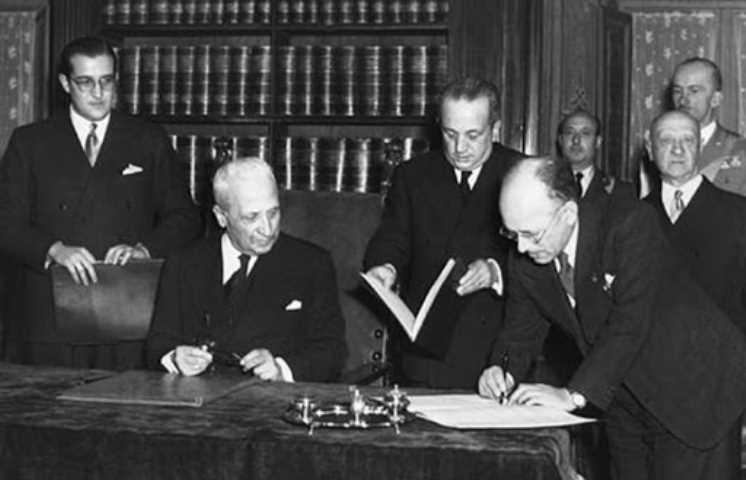 Il lavoro nella Costituzione Italiana e nei Trattati europei