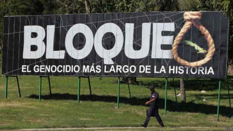 Il mondo è con Cuba, i media con l'illegalità del 'bloqueo'