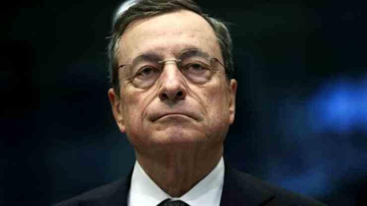 Il piano del Recovery Fund di Draghi vira a destra