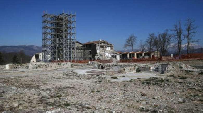 Il registro degli assenti Amatrice e la ricostruzione mai iniziata5