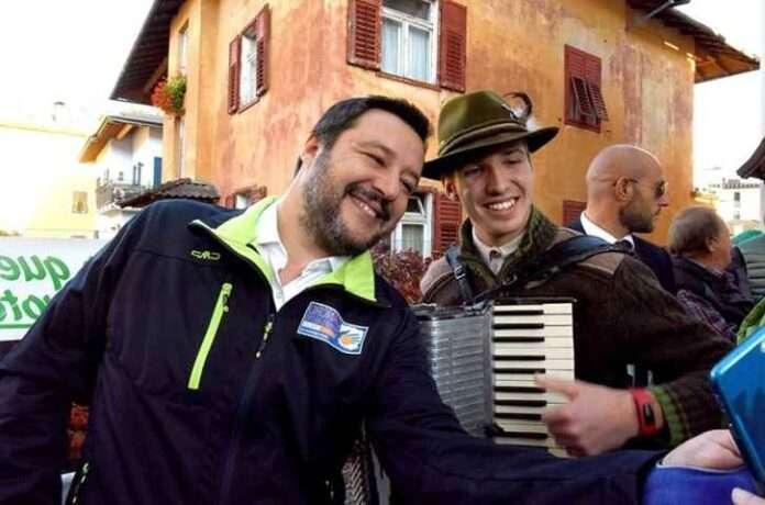 In Trentino la Lega si alza gli stipendi (già tra i più alti) dandosi anche gli arretrati!