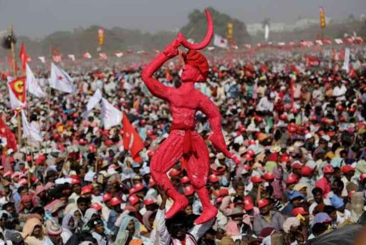 India, comunisti vincono nel Kèrala