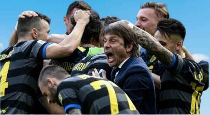 Inter campione d'Italia: il delitto perfetto di Conte