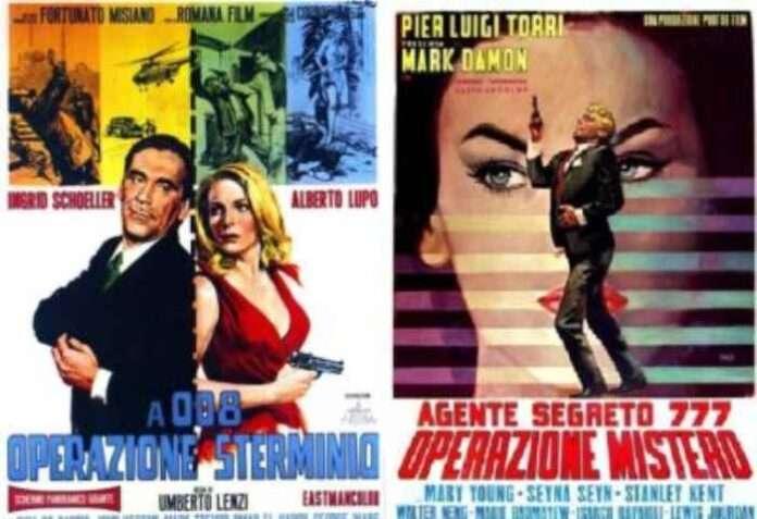 James Bond chiama, l'Italia risponde con 077 e 008