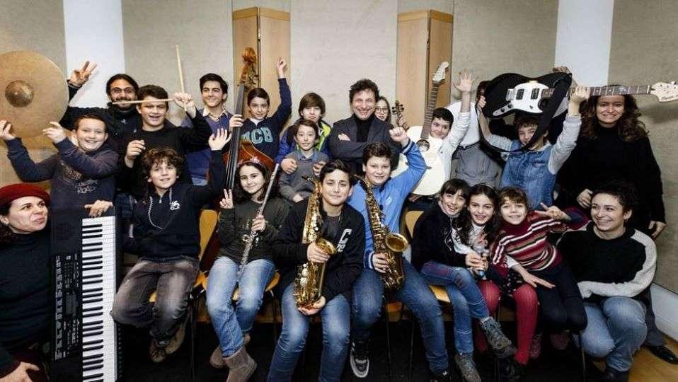 Jazz Campus Kids Orchestra