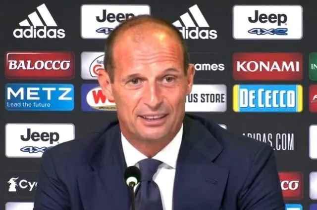 Juventus, nel limbo di Massimiliano Allegri: una presentazione surreale