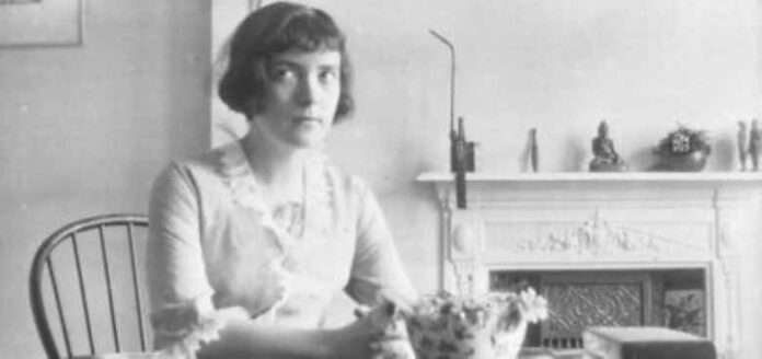 Katherine Mansfield, una cattiva ragazza.