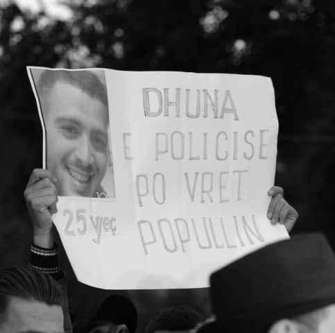 Albania, folla in rivolta per Klodian Rasha, ucciso da un poliziotto
