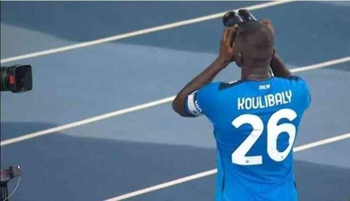 Koulibaly abbatte la quarta parete per il ritorno dei tifosi allo stadio
