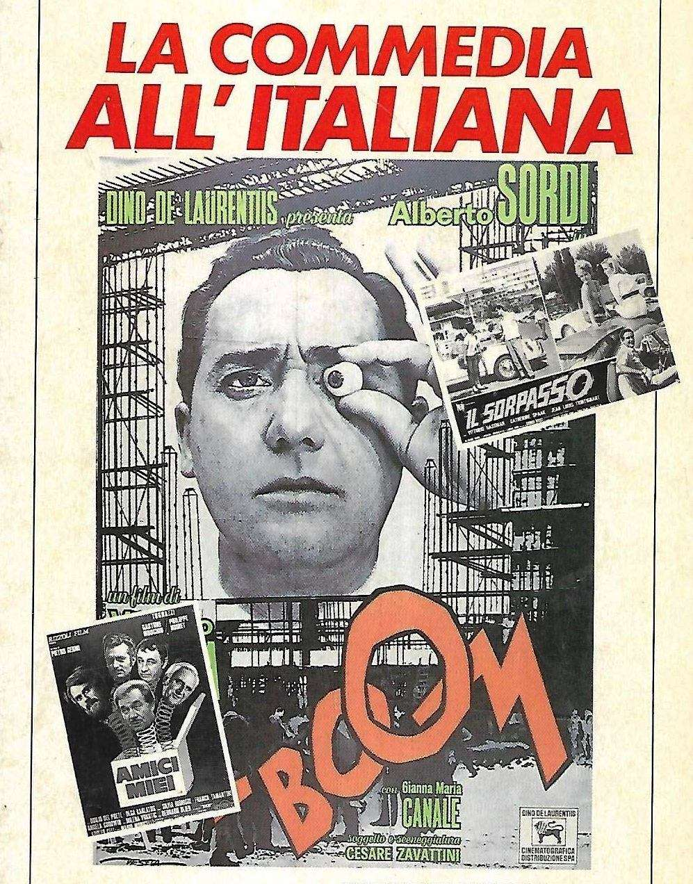 La commedia all'italiana